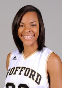 Kentra Washington 2013-14 Headshot